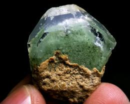 Amazing Natural color Damage free Chlorine Quartz Crystal  50Cts-P