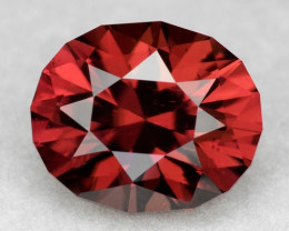 2.34 Ct  Zircon Awesome Color and Top Cut Gemstone ZF13