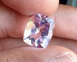 5 CT BIG SIZE NATURAL AMETHYST TOP QUALITY FACETS VA1700