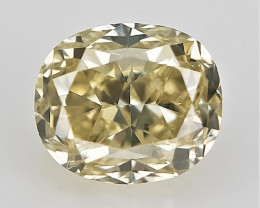 0.14 cts , Oval Natural Diamond , Loose Color Diamond