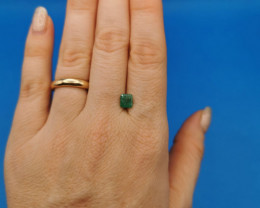 0,95ct Colombian Emeralds Ref 33/75 Colombian Emerald emerald Natural col