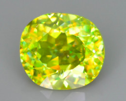 Malayaite Sphene 1.40 ct Rare Form of Titanite  Sku-62
