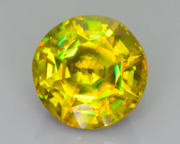 Rare AAA Fire 3.93  ct Sphene Sku-62