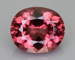Rare Red Apatite 3.34 ct Amazing Luster SKU.16