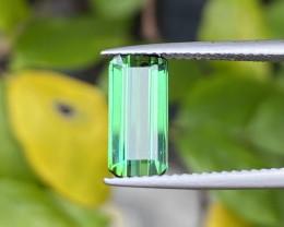 Natural Green Tourmaline 1.95 Cts Good Quality Gemstone