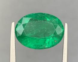 4.26 ct Natural color Emerald gemstone