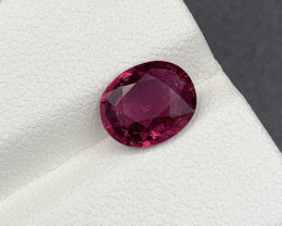 1.77 CT Rubellite Tourmaline Gemstones