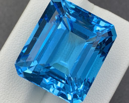 64.06 CT Topaz Gemstone
