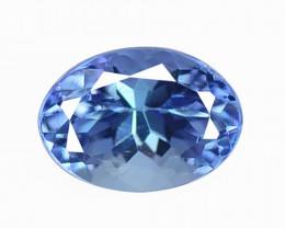 1.08 Cts Amazing rare Violet Blue Color Natural Tanzanite Gemstone
