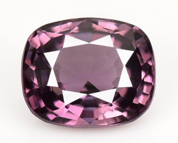 1.51 Cts Un Heated Very Rare Purple Pink Color Natural Spinel Gemstone