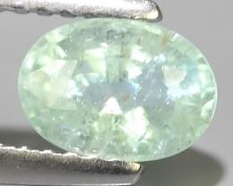 0.95 Cts ~Natural Paraiba Copper Bearing Neon blue Tourmaline Gem~