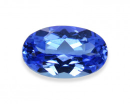1.18 Cts Wonderful Lustrous Natural Tanzanite