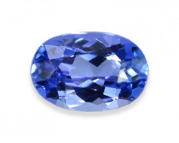 1.29 Cts Wonderful Lustrous Natural Tanzanite