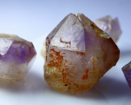 301.65 CTs Natural - Unheated Purple Amethyst Crystal Rough Lot