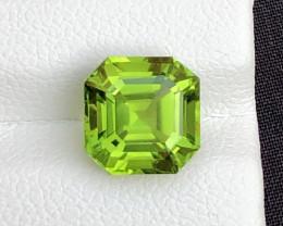 AAA Color & Cut 3.55 ctHimalayan Peridot ~ Pakistan