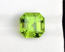 AAA Color & Cut 3.05 ctHimalayan Peridot ~ Pakistan