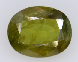 Rarest Unbelievable Fire 1.45 Ct AAA Brilliance Chrome Sphene