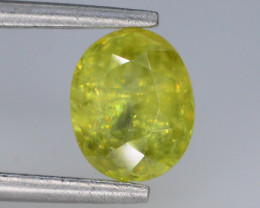 Rare AAA Astonishing Fire 1.20 ct  Sphene