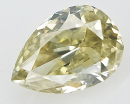 0.10 cts , Natural Colored Diamond , Loose Diamond Gemstone