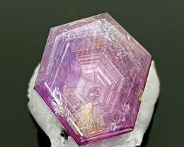 5.65Crt Trapiche Ruby Unheated Natural Gemstones JI30
