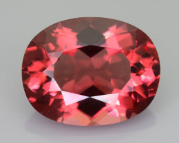 Rare Red Apatite 5.61 ct Amazing Luster SKU.16