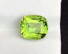 AAA Color & Cut 2.95 ct Himalayan Peridot ~ Pakistan