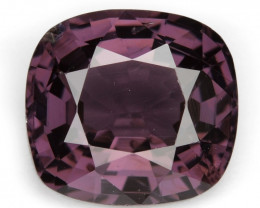 2.71 Cts Un Heated Very Rare Purple Pink Color Natural Spinel Gemstone