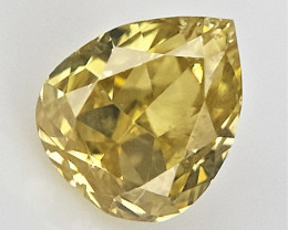 0.05 cts , Rarest Natural Colored Diamond