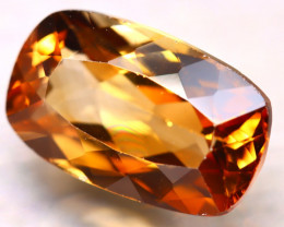 Whisky Topaz 11.20Ct Natural Imperial Whisky Topaz DD0415/A46
