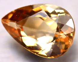 Whisky Topaz 10.16Ct Natural Imperial Whisky Topaz DD0416/A46