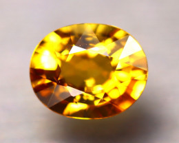 Tourmaline 1.77Ct Natural Golden Yellow Tourmaline DD0418/B19