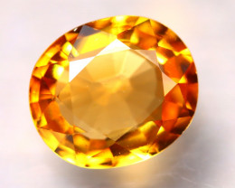 Tourmaline 1.94Ct Natural Golden Yellow Tourmaline DD0420/B19