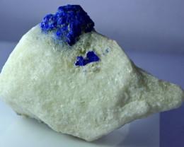 NR!!!! 540.60 CTs Natural - Unheated Blue Azurite Specimen