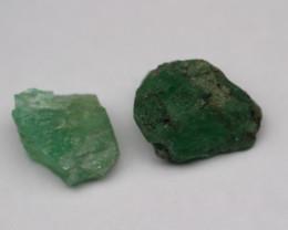 Lot of Colombian Emerald Mina Muzo