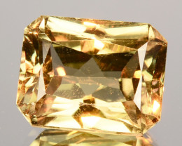 6.32Cts Natural Color Change Diaspore Octagon Cut Turkey