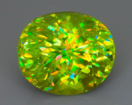 Rare AAA Fire 2.53 ct Sphene Sku-62