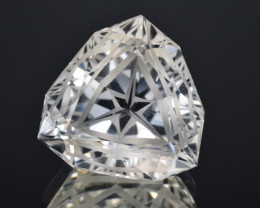 Natural Topaz 23.28 Cts Perfect Precision Cut , Outstanding Design