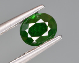 Top Rare Natural Demantoid Garnet 1.03 Cts, Good Quality Gemstone