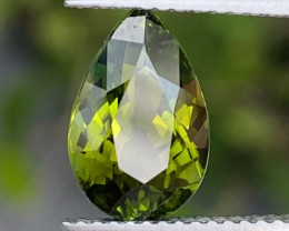 Natural Green Tourmaline 3 Cts Good Quality Gemstone