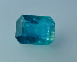 NR!!!! 0.90 Cts Natural - Unheated Blue Grandidierite Gemstone