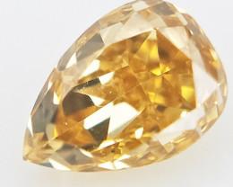 0.09 CTS , Rare Colored Diamond ,  Sparkling Diamond