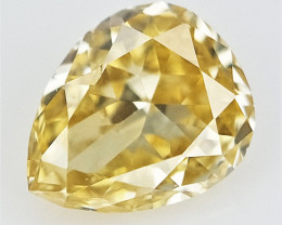 0.09 cts , Sparkling Natural Diamond , Color Diamond