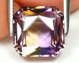 Ametrine 3.22Ct VS Master Cut Natural Bolivian BiColor Ametrine AB4269