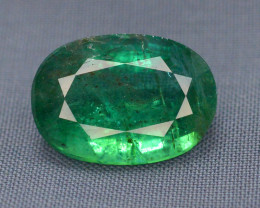 4.60 Ct Brilliant Color Natural Zambian Emerald