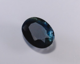 5.6ct. Natural Midnight Blue Sapphire