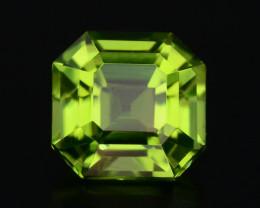 AAA Color & Cut 1.85 ctHimalayan Peridot ~ Pakistan
