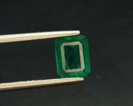 1.00 CT Beautiful Emerald Gemstone~Zambia