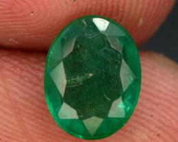 1.50CT Beautiful Emerald Gemstone~Zambia