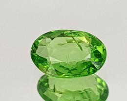 0.48Crt Tsavorite Garnet Rare  Natural Gemstones JI31