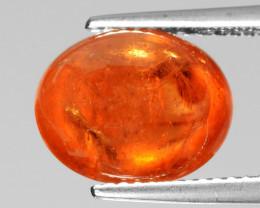 7.44 Cts Natural FANTA ORANGE RED Spessartite Garnet Loose Gemstone